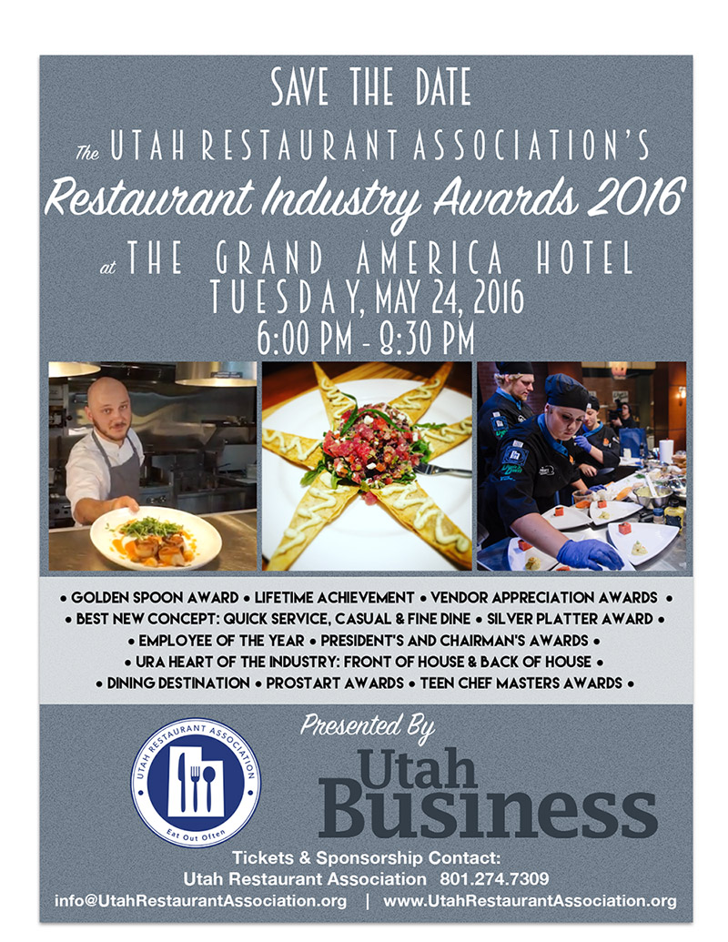 Save The Date Utah Business
